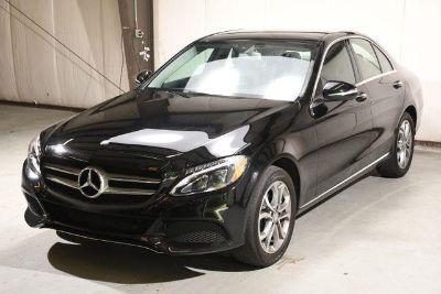 2015 Mercedes-Benz C 300 4dr Sdn C300 4MATIC (Black)