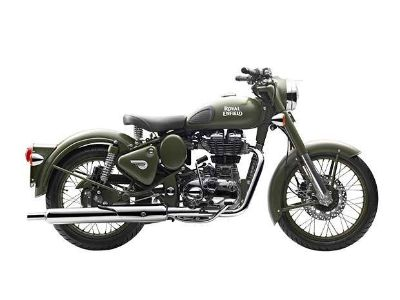 2016 Royal Enfield Classic Battle Green Cruiser Motorcycles Indianapolis, IN