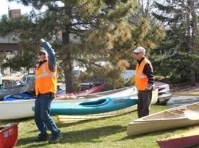 Annual Canoe, Kayak, and Paddle Board Auction