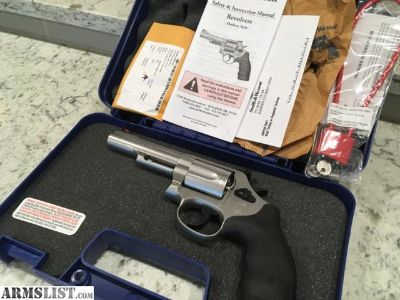 """For Sale: SMITH & WESSON 69 