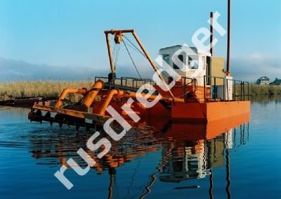 Dredger 800 by URAL GYDROMECHANICAL PLANT, CJSC