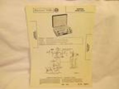 1956 Truetone Record Player Model D2372 Photofact Schematic