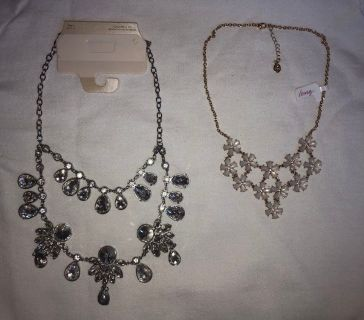 Brand New Statement Necklaces