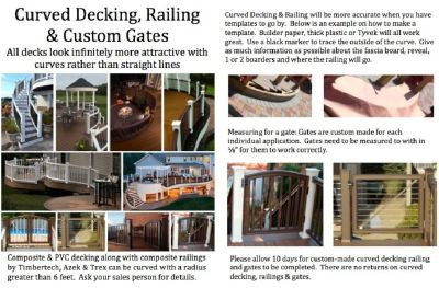 Great Neck Deck Builder Products