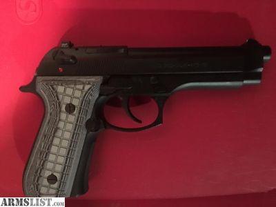 For Sale/Trade: Beretta 96 DS