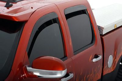 Sell AVS 894002 08-11 Scion xB Front, Rear Window Covers Smoke Seamless Ventvisor motorcycle in Birmingham, Alabama, US, for US $92.00
