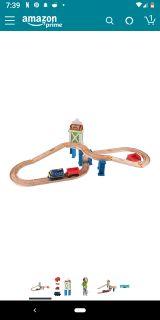 Chuggington elevated train track