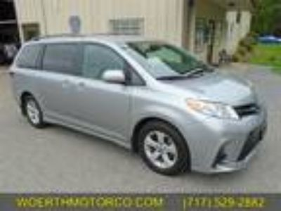 Used 2018 TOYOTA SIENNA For Sale