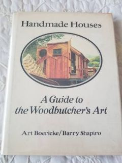 Handmade Houses library bound book