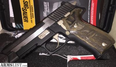 For Sale: Sig Sauer P226 Equinox in rare 9mm