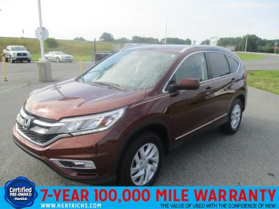 2015 Honda CR-V EX-L (Kona Coffee Metallic)