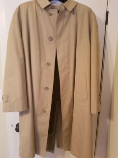 ALL WEATHER COAT/ZIP OUT FURRY LINING