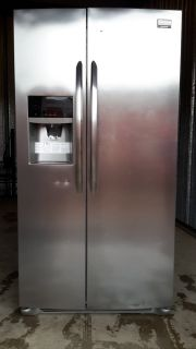 Frigidaire Gallery Stainless Steel Finger Print Resistant Refrigerator (Purchased at sears 2/2018)