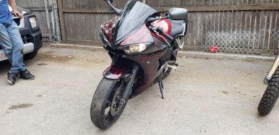 2008 Yamaha YZF R6S