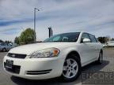 2007 Chevrolet Impala LS 4D Sedan White, Local Trade-IN, like new, Low Miles!!!