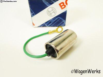 Porsche 010 Distributor Condenser Bosch Cast Iron