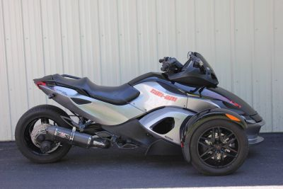 2012 Can-Am Spyder RS-S SE5 Trikes Motorcycles Guilderland, NY