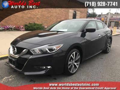 2016 Nissan Maxima 4dr Sdn 3.5 S (Storm Blue)