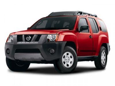 2008 Nissan Xterra S (Silver Lightning Metallic)