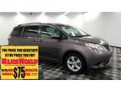 2017 Toyota Sienna with 32744 miles!