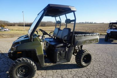 2009 Polaris Ranger 4x4 Utility SxS Utility Vehicles Kansas City, KS