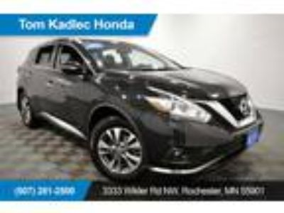 used 2015 Nissan Murano for sale.