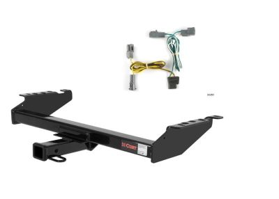 Purchase Curt Class 4 Trailer Hitch & Wiring for 1992-1996 Ford Bronco motorcycle in Greenville, Wisconsin, US, for US $184.44