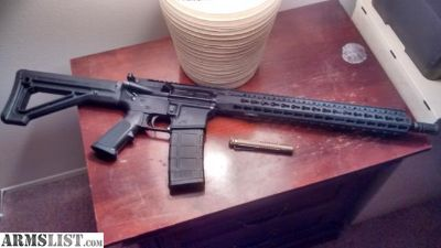For Sale: Aero AR15 - BCM handguard - Magpul stock/magazine