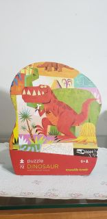 Dinaosaur puzzle in great shape.