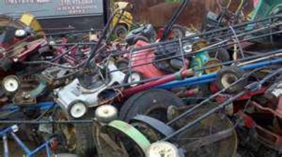 Mower Recycling Free removal of old riding mowers etc. any condition  210-669-2967