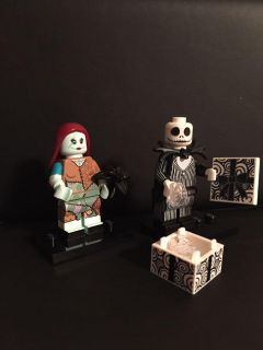 New LEGO The Nightmare Before Christmas