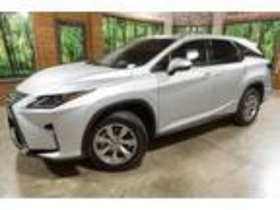 2018 Lexus RX 350L AWD, Low Miles, Navigation, 3rd Row Seating