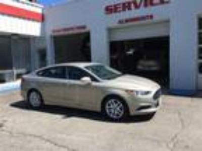Used 2015 FORD FUSION For Sale