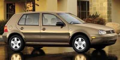 2002 Volkswagen Golf GLS ()