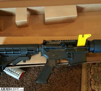 For Sale: Bushmaster Flat Top AR 15