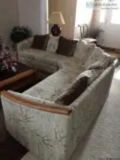 Three Piece Secional Sofa