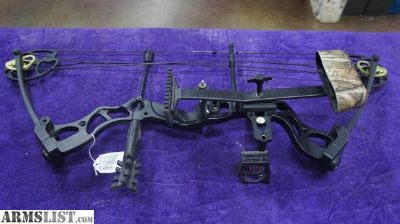For Sale: Rage SAS Compound Bow