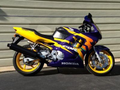 1997 Honda CBR 600F3V