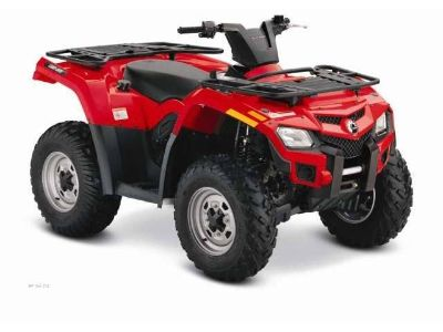 2012 Can-Am Outlander 400 Utility ATVs Honeyville, UT