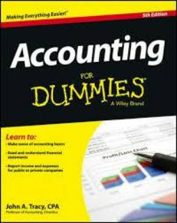 Accounting For Dummies-5th Edition