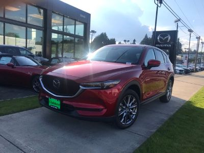 2019 Mazda CX-5 (Red Crystal)