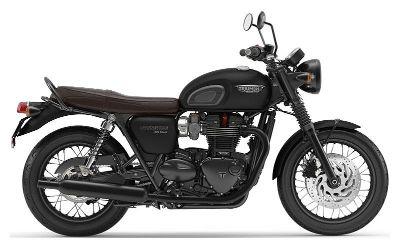 2019 Triumph Bonneville T120 Black Cruiser Motorcycles Cleveland, OH