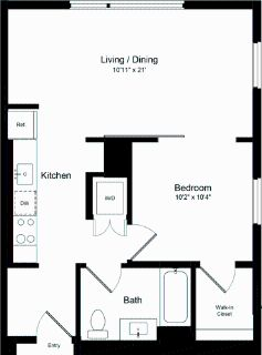 1 bedroom in South Of Market