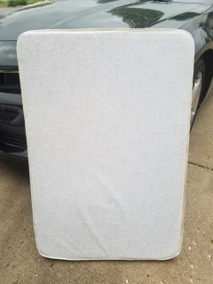 BABY CRIB MATTRESS ALSO FITS A PACK AND PLAY