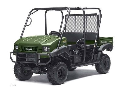 2013 Kawasaki Mule 4010 Trans4x4 Side x Side Utility Vehicles Evansville, IN