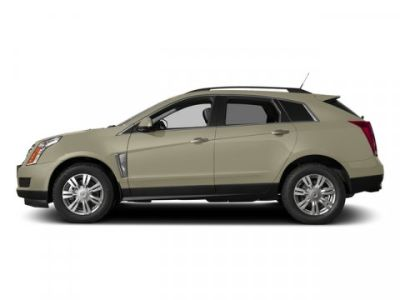 2014 Cadillac SRX Premium Collection (Silver Coast Metallic)