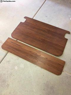 Riviera Oak replacement panels