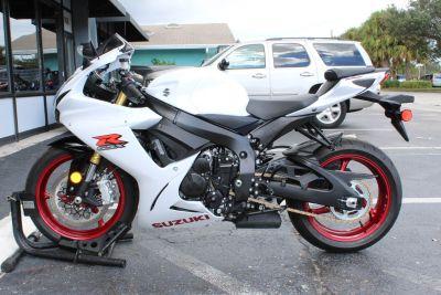 2017 Suzuki GSX-R750 SuperSport Motorcycles Lake Park, FL