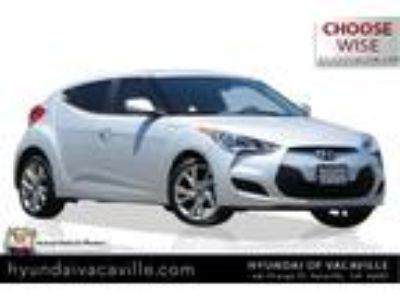 Used 2016 Hyundai Veloster Ironman Silver, 22.3K miles