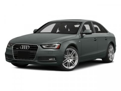 2015 Audi A4 2.0T quattro Premium (Silver)